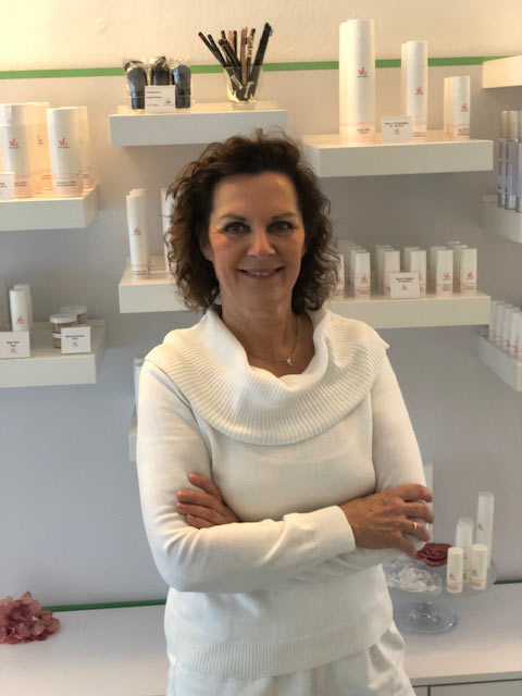 Frau Beate Penger Kosmetikstudio Spandau